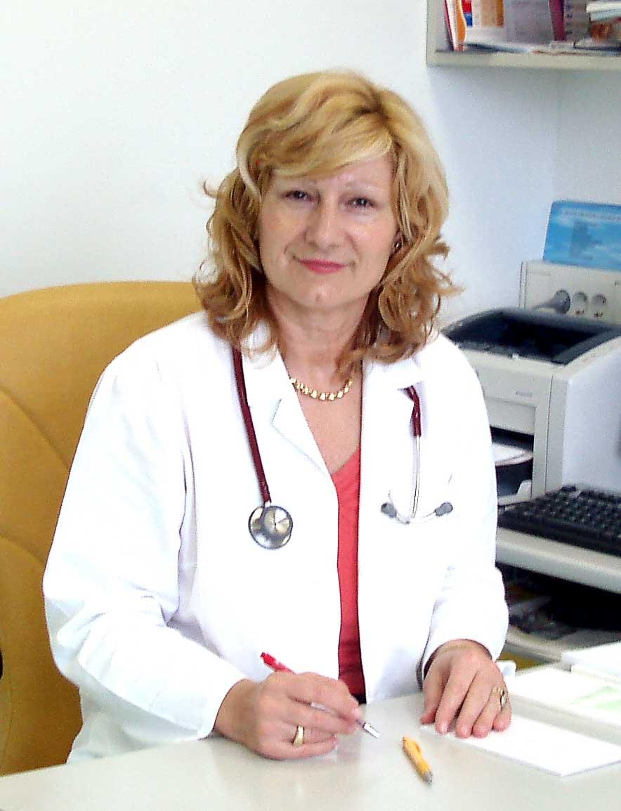 Zdravnica dr. Hercegovac v Sara studiu